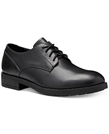 Eastland Men's Chattam Plain-Toe Leather Oxfords