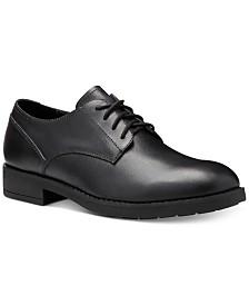 Eastland Men's Chattam Plain-Toe Leather Oxfords