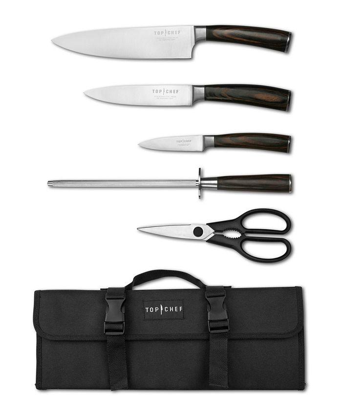 Top Chef - Dynasty 6-Pc. Cutlery Set