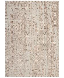 """kathy ireland Home KI34 Silver Screen KI344 9'10"""" x 13'2"""" Area Rug"""