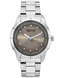 Kenneth Cole Reaction Men's Stainless Steel Bracelet Watch 44mm
