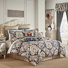 Croscill Finnegan 4pc Queen Comforter Set