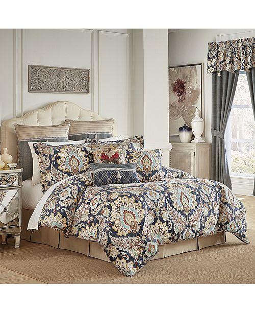 Croscill Finnegan 4pc Bedding Collection