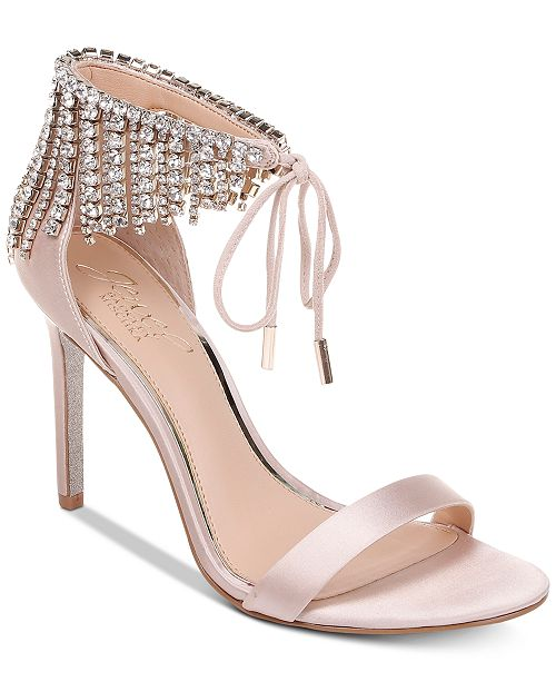 fb26f7bff04 Jewel Badgley Mischka Darielle Evening Sandals   Reviews - Sandals ...