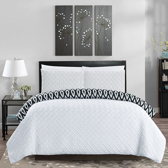 Chic Home Ora 3-Pc King Comforter Set