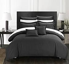 Khaya 11-Pc King Comforter Set
