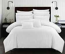 Khaya 11-Pc Full/Queen Comforter Set