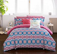 Chic Home Jojo 7-Pc Twin Comforter Set
