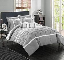 Chic Home Dorothy 10-Pc Queen Comforter Set