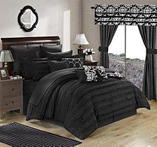 Chic Home Hailee 24-Pc Queen Comforter Set