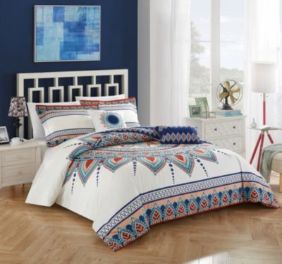 Bethany 5-Pc Queen Comforter Set