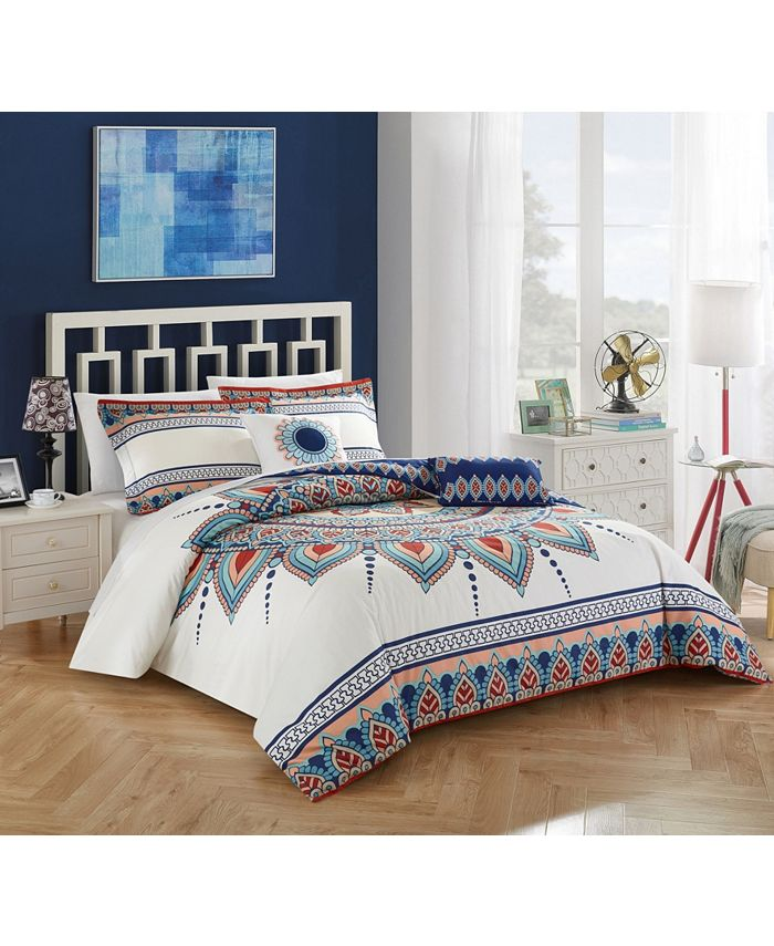 Chic Home - Bethany Comforter Set