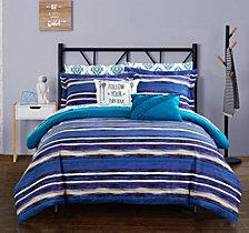 Chic Home Chandler 9-Pc Full Comforter Set