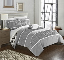 Bella 4-Pc Full/Queen Comforter Set