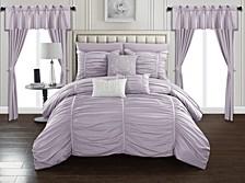 Avila 20-Pc King Comforter Set