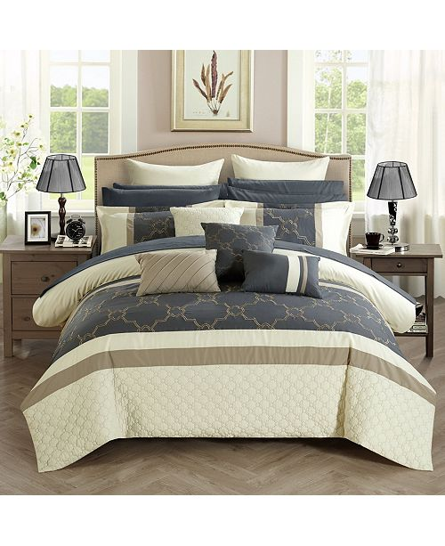 Chic Home Camilia Comforter Set