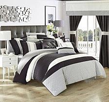 Chic Home Covington 24-Pc King Comforter Set