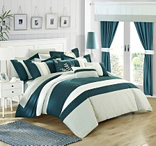 Chic Home Covington 24-Pc Queen Comforter Set