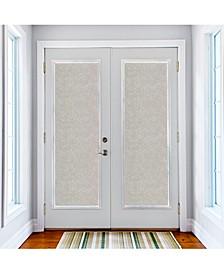 Pebbles Door Privacy Film