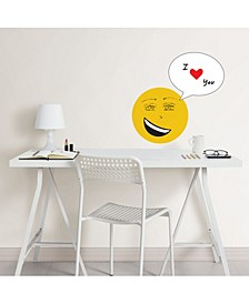 Create Your Own Emote Wall Decal