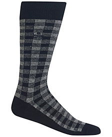 Polo Ralph Lauren Men's Buffalo Plaid Socks
