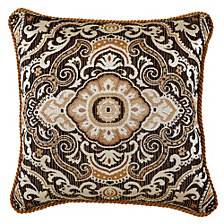 "Croscill Philomena 18"" x 18"" Square Pillow"