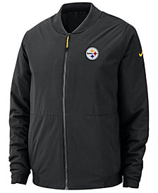 Nike Men's Pittsburgh Steelers Bomber Jacket