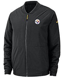 Nike Men's Pittsburgh Steelers Bomber Jacket