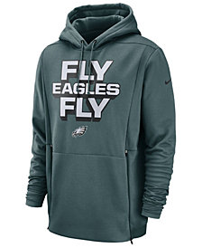 Nike Men's Philadelphia Eagles Sideline Player Local Therma Hoodie