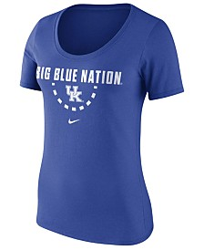 Nike Women's Kentucky Wildcats Cotton Basketball T-Shirt