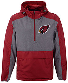 G-III Sports Men's Arizona Cardinals Leadoff Lightweight Jacket