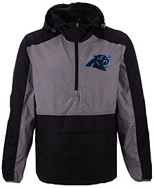 G-III Sports Men's Carolina Panthers Leadoff Lightweight Jacket