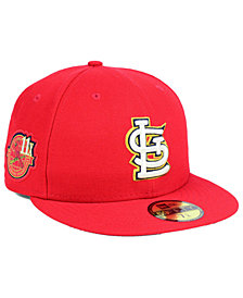 New Era St. Louis Cardinals Trophy Patch 59FIFTY FITTED Cap