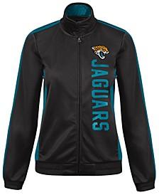 Women's Jacksonville Jaguars Backfield Track Jacket