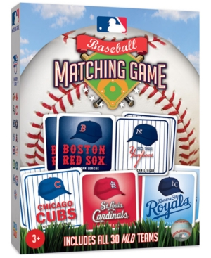 MasterPieces Puzzle Company Mlb Matching Game