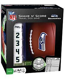 Seattle Seahawks Shake N Score Game