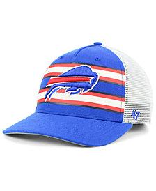 '47 Brand Buffalo Bills Team Stripe MVP Cap