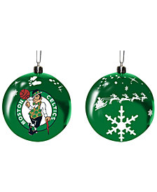 "Memory Company Boston Celtics 3"" Sled Glass Ball"