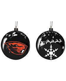 "Memory Company Oregon State Beavers 3"" Sled Glass Ball"