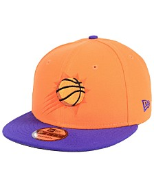 New Era Phoenix Suns Basic 2 Tone 9FIFTY Snapback Cap