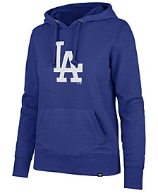 Women's Los Angeles Dodgers Imprint Headline Hoodie