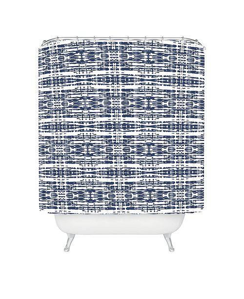 Deny Designs Holli Zollinger Woven Shower Curtain