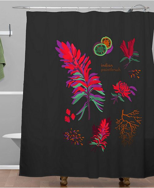 Deny Designs Holli Zollinger Desert Botanical Indian Paintbrush