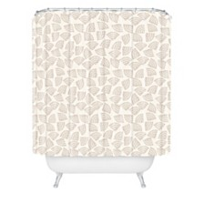 Deny Designs Holli Zollinger Wildflower Seeds Shower Curtain
