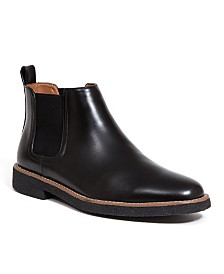 Deer Stags Men's Rockland Memory Foam Chelsea Boot