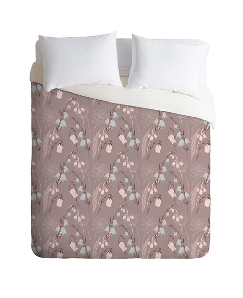 Deny Designs Iveta Abolina Charlotte Fields V Twin Duvet Set