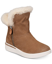 Gentle Souls By Kenneth Cole Hazel-Levitt Winter Boots