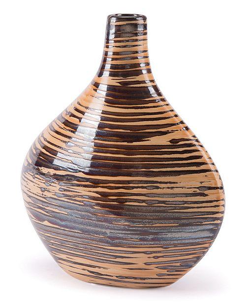 Zuo Oxi Short Vase