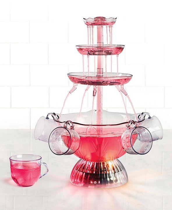 Nostalgia Lighted Party Fountain