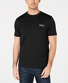HUGO Mens Graphic Logo T-Shirt